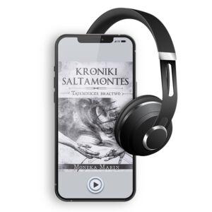 Audiobook - Kroniki Saltamontes. Część 2. Tajemnicze Bractwo.