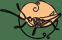 Konik polny będący symbolem trzeciej części trylogii przygodowej Kroniki Saltamontes